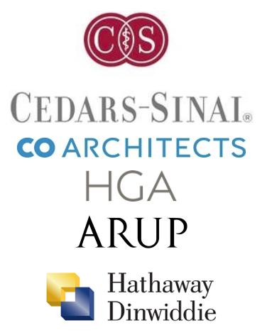 Cedars-Sinai AHSP Outpatient Expansion Tour | AIA Los Angeles