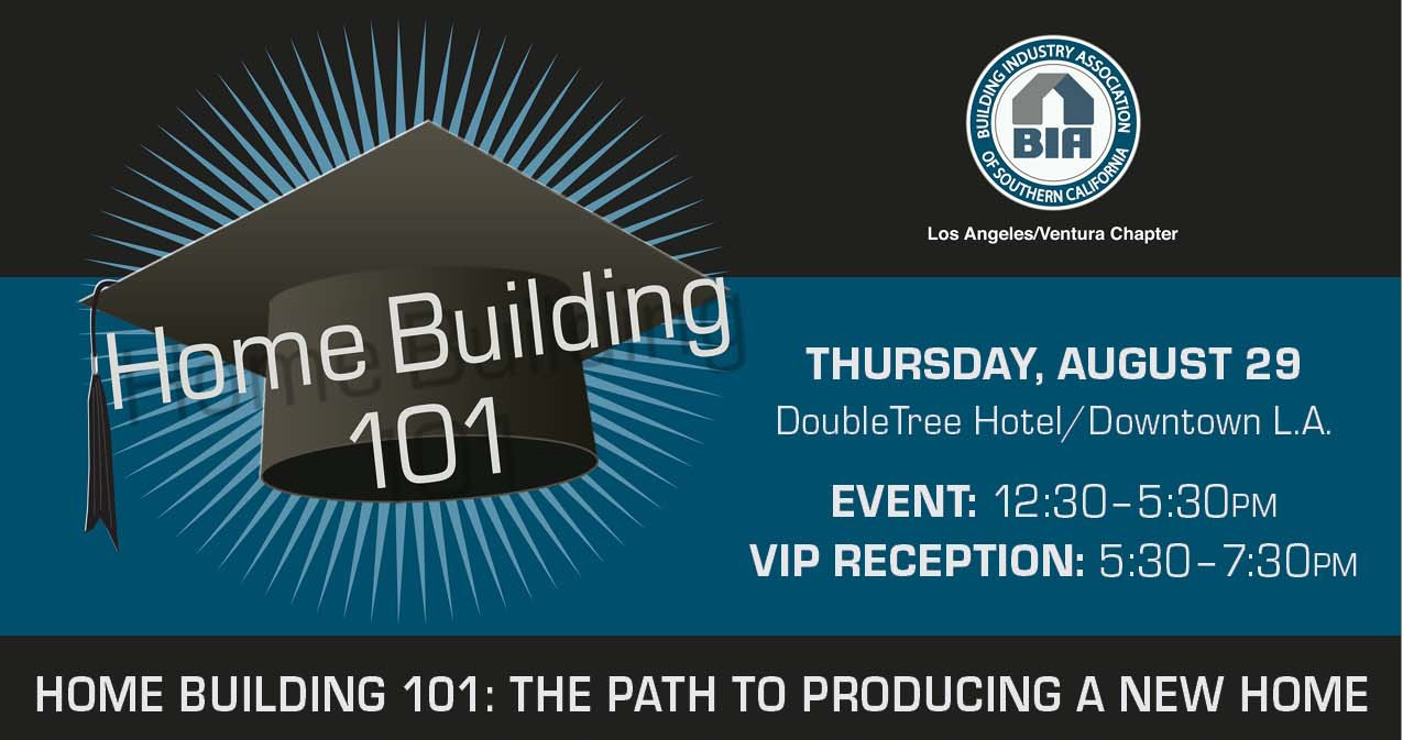 Home Building 101 Aia Los Angeles
