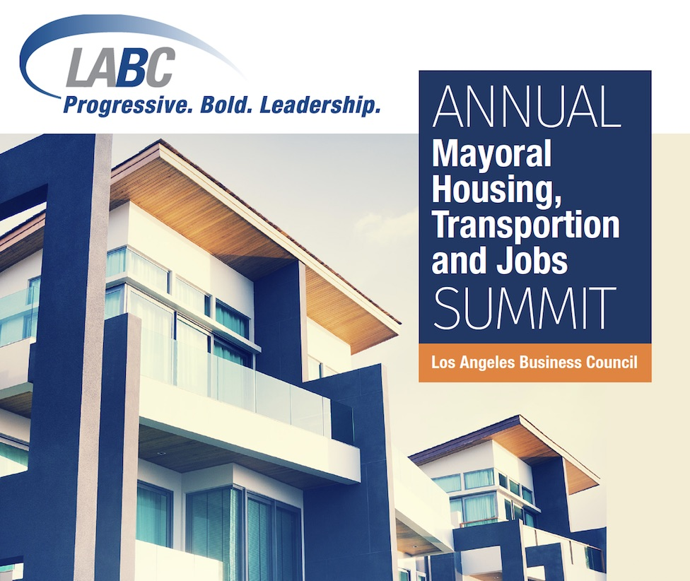 2019 Mayoral Housing, Transportation & Jobs Summit